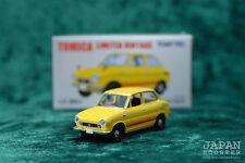 [TOMICA LIMITED VINTAGE LV-88b 1/64] SUZUKI FRONTE SS 360 (Yellow)