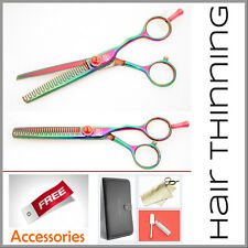 Hair Thinning Scissors, Hairdressing Thinning Scissors, Hairdresser or Barber