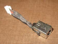 HP Mini 110-3120ss 110-3120sv 110-3120tu 110-3116tu DC POWER JACK PORT w/ CABLE