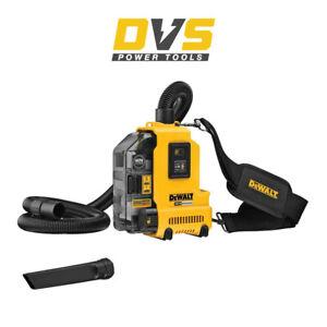 Dewalt DWH161N 18v XR Universal Cordless Dust Extractor