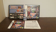 The Sims 2: Apartment Pets (Nintendo DS, 2008) Complete