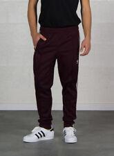 Pantaloni da uomo rossi adidas