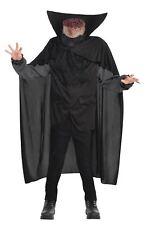 Boys Headless Horseman Sleepy Hollow Halloween Costume Fancy Dress 12-14 Years