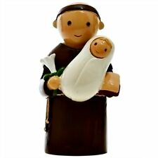 "St. Anthony of Padua ""Little Drops Of Water"" Statue Figure NEW Catholic Faith"