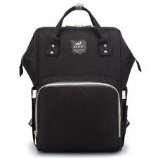 Maternity Nappy Diaper Bag Multifunctional Mummy Baby Waterproof Travel Backpack