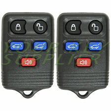 2 Keyless Remote Key Fob 2003 2004 2005 2006 2007 2008 2009 2010 Ford Expedition