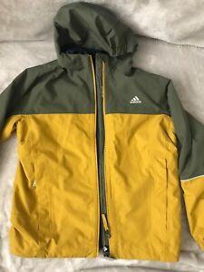 Adidas Boys 2in 1 Winter Jacket Age 9-10 Years BNWT RRP£90