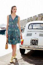 Argyle Regular Size 100% Cotton Dresses for Women