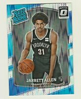 2017-18 Optic MEGA SHOCK FLASH PRIZM #179 JARRETT ALLEN RC Rookie QTY AVAILABLE