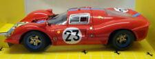 Coches deportivos y turismos de automodelismo y aeromodelismo Le Mans Ferrari de escala 1:18