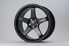 NISMO LIMITED LMGT4 19x9.5 +15 pcd 5-114.3 Black NISMO engrave 4030s-rsr48bk