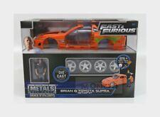 Toyota Supra Mkiv 1995 Paul Walker Fast & Furious I JADA 1:24 30699-KIT