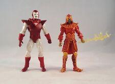 Marvel Universe Iron Man Silver Centurion Mandarin Greatest Battles Comic Book