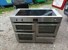BELLING INDUCTION ELECTRIC RANGE COOKER 100CM WIDTH STAINLESS STEEL COLOUR⭐⭐⭐⭐⭐