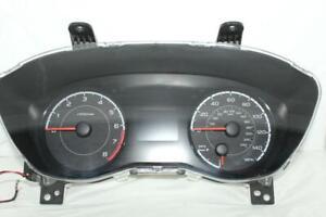 Speedometer Instrument Cluster Dash Panel 2018 Subaru Crosstrek XV 12,893 Miles
