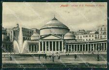 Napoli Città cartolina XB4442