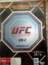 UFC - The Ultimate Collection : Vol 11 (DVD, 2010, 5-Disc Set) PRE-OWNED