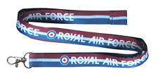 Royal Air Force Regiment RAF Régiment TRF couleurs lanière