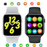 W26 44mm Bluetooth Sport Band Smart Watch Waterproof IP68 For iPhone iOS Android