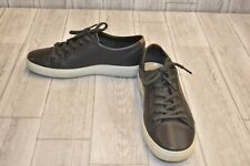 ECCO Soft 7 Leather Casual Sneakers, Men's Size 8, Magnet