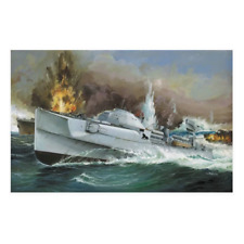 Revell 1/72 German Fast Attack Craft S-100 Class Plastic Model Collections 5162
