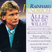 Rainhard Fendrich - Alles Was du Willst - CD NEU Es ist ein Lachen auf der Welt