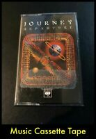 Journey Departure - Cassette Tape - CBS Music - 40-32714
