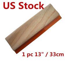 Us Stock 13 Screen Printing Squeegee Ink Scraper Silk Stencil Printing Diy 75