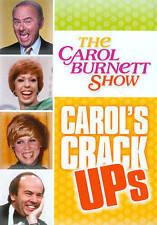 The Carol Burnett Show: Carols Crack-Ups (DVD, 2014, 6-Disc Set)