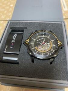 Sony wena wrist pro Mechanical Premium Black set Kawamori Edition WNW-SB17A/B