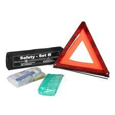 Pannenset Notfall Erste Hilfe Set Warndreieck Verbandsmaterial (MHD 01.2024)