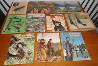 The American Rifleman Magazine 1969 Year Lot 13 total Rare Set gun collectors
