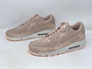 Nike Air Max 90 Particle Beige Sneaker, Size 12 W / 10.5M BNIB 896497-201