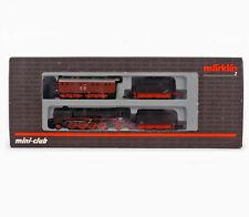 MARKLIN MINI-CLUB 81361 Z GAUGE BR 41 DRG Snow Plow Train Set , Era II