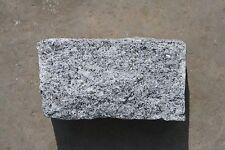 Silver Grey Granite Setts/Cobbles- Natural Stone- 200mm x 100mm x 50mm- SAMPLES