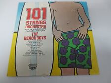 101 STRINGS ~ALSHIRE SINGERS Play & Sing THE BEACH BOYS ~RARE~ Factory Sealed LP