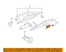 Buick GM OEM 05-07 LaCrosse Glove Compartment Box-Latch Handle 15251006