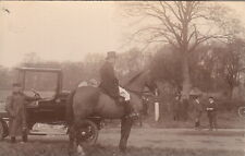NORWICH( Norfolk):Huntmaster and a car RP-ALDOUS?