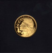 FRANCE 1 000 Euro Or MARIANNE 2017 BU - Gold Coin