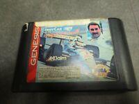 Newman Haas IndyCar Featuring Nigel Mansell (Sega Genesis, 1994)