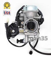 carburetor fit honda rancher 400 trx400fa trx400 fa 4x4 at gpscape fga carb  us