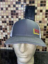 Vintage Formwork Scaffolding Engineering Mesh Snapback Trucker Hat Baseball Cap