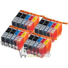 KIT 20 CARTUCCE COMPATIBILI HP 364 XL CON CHIP PER DESKJET 3520 3522 3524 e-AiO
