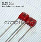 1nF, 0,01uF x 100V 5% Condensatore Poliestere Mylar JB Capacitors 5 pezzi
