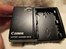 Genuino Original CANON Cargador, CB-5L BP-511a BP-512 Powershot G6 Pro PRO1 Optra