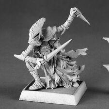 Dark Elf Assassin Darkreach Warlord Reaper Miniatures Rogue Ranger Fighter Melee