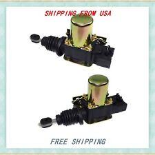 2 PCS Power Door Lock Actuator  22071947 For Chevy GMC Buick Cadillac Pontiac