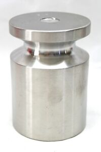 12604 Stainless Steel Cylindrical Weight ASTM Class 5, 5 lb.