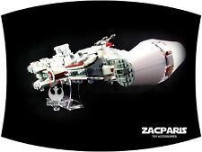 DISPLAY STAND for Star Wars Lego 75244 Tantive 4 Tantive IV , Angled,  So Cool!