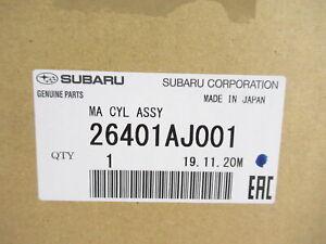 Genuine OEM Subaru 26401AJ001 Brake Master Cylinder 2010-2014 Legacy & Outback